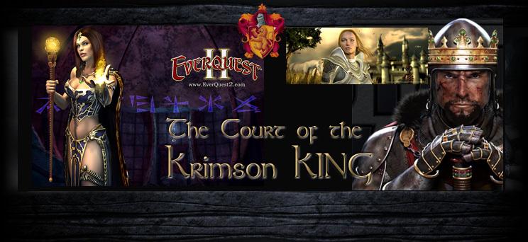 Court of the Krimson king Index du Forum