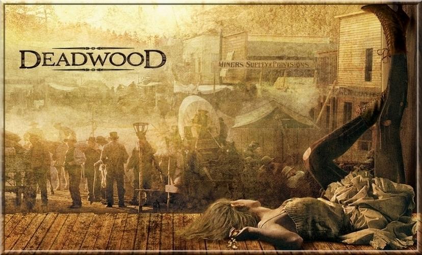 Forum officiel de Dead Wood Index du Forum