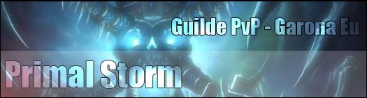 Bienvenue sur le forum de la guilde Primal Storm Index du Forum