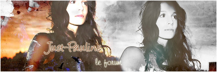 Just-Pauline Index du Forum