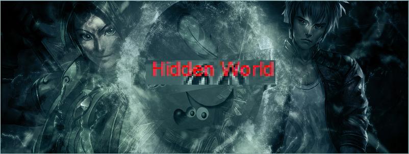 Hidden World Index du Forum