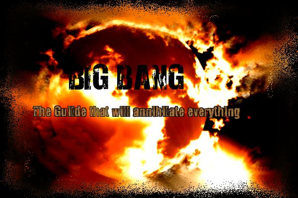 Big Bang Index du Forum