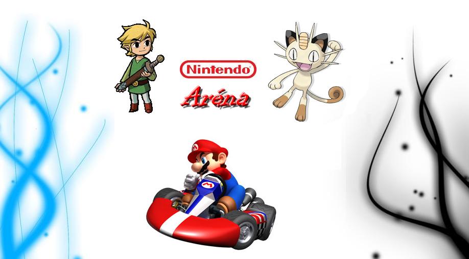 Nintendo aréna Index du Forum