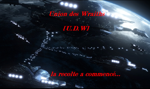 Union des Wraiths Index du Forum