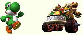Mario Kart Wii: Time Trial Index du Forum