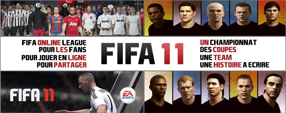FIFA ONLINE LEAGUE Index du Forum