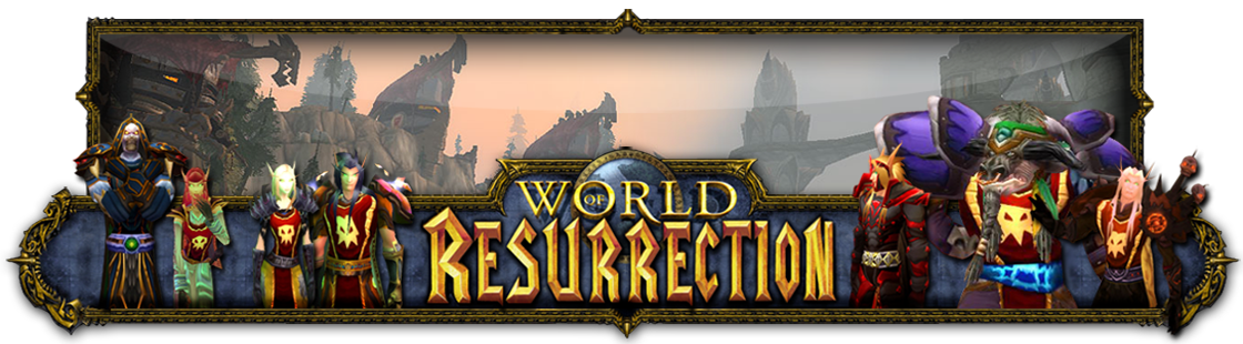 Guilde Résurrection. Index du Forum