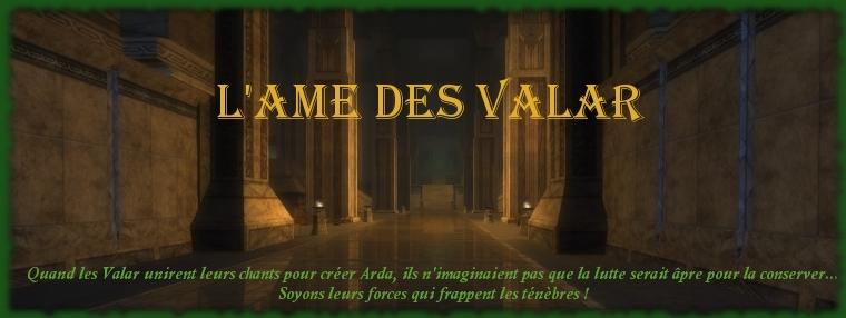 L'Ame des Valar Index du Forum