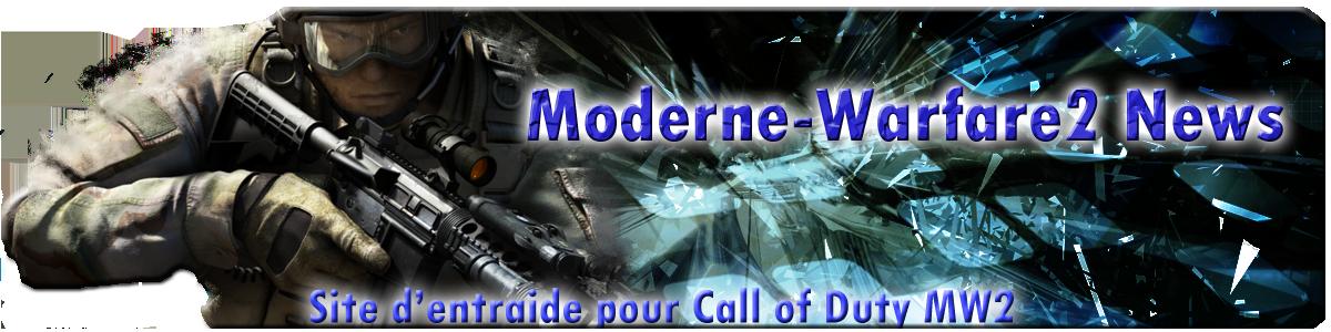 Modern-Warfare2 News Index du Forum