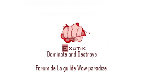 Exotik Index du Forum