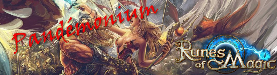 Runes Of Magic - Pandémonium Forum Index