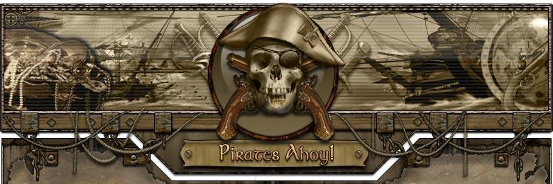 Les Maudits Pirates Index du Forum