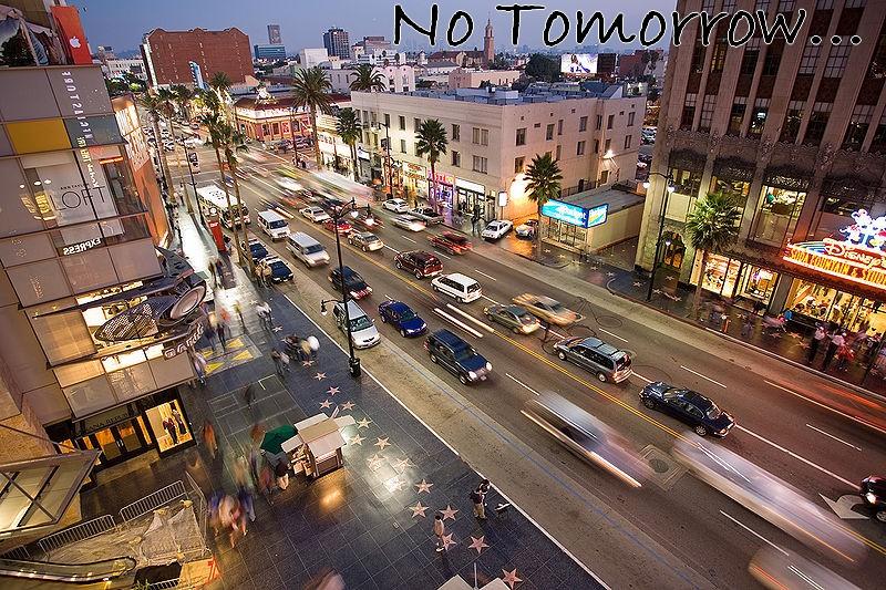 No Tomorrow. Index du Forum