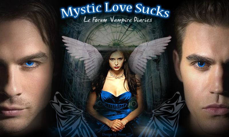 Mystic Love Sucks, le forum. Index du Forum