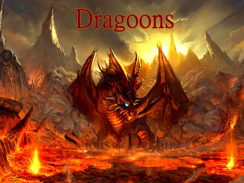 forum des dragoons Index du Forum