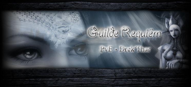 Forum de la guilde Requiëm Index du Forum