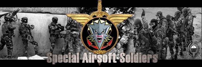 spécial airsoft soldiers Index du Forum