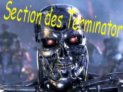 Section des Terminator Index du Forum