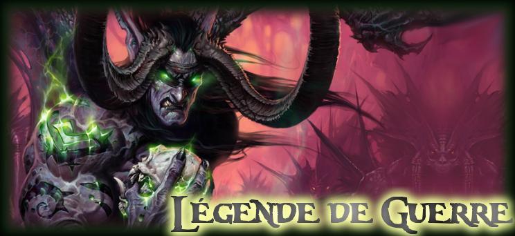 Legende de Guerre Index du Forum