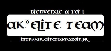 ALSTAR K ELITE TEAM Index du Forum