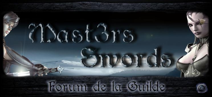 Mast3rs Swords Index du Forum