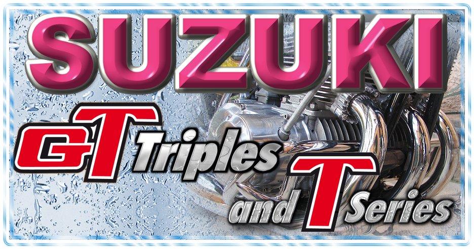 Suzuki GT Triples and T Series Index du Forum