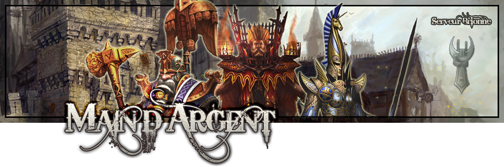 Guilde Main d'Argent. Athel Loren Index du Forum