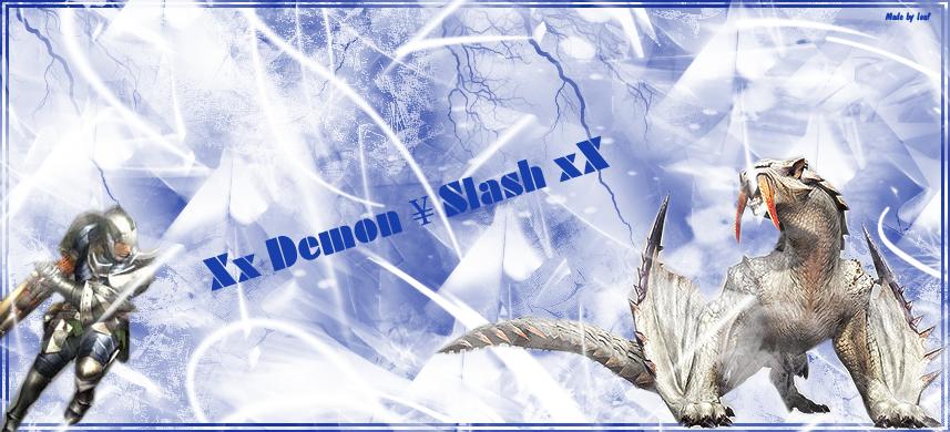 Xx Demon Slash xX Index du Forum