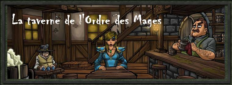 la taverne de l'ordre des mages Index du Forum