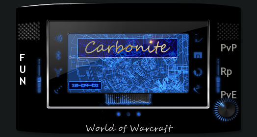 carbonite - serveur world of warcradt Index du Forum