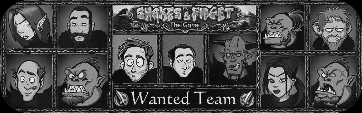 wanted team Index du Forum