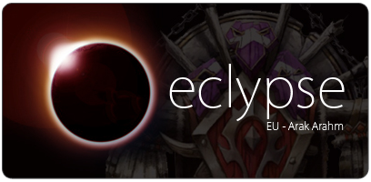 Guilde Eclypse Index du Forum