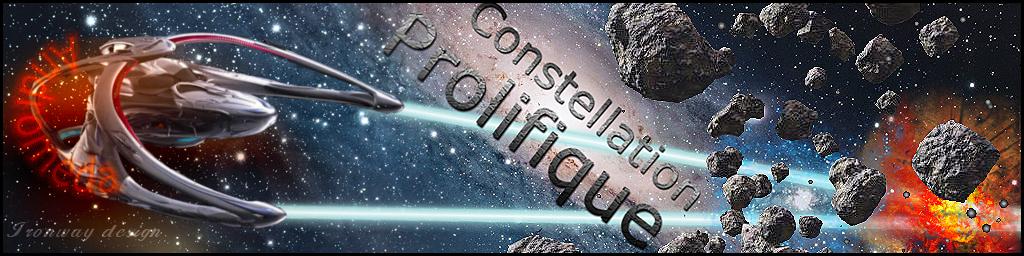 Constellation Prolifique Index du Forum