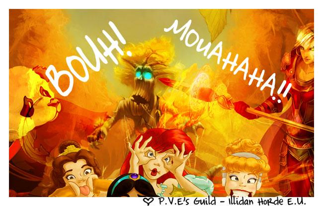 BooOOuuh! Index du Forum
