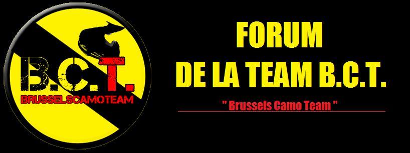 Brussels Camo Team