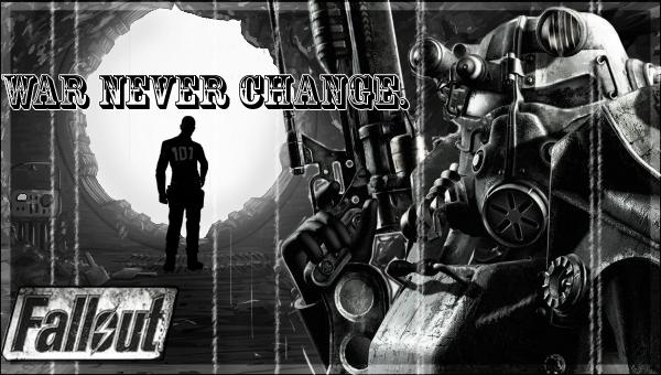 Fallout War Never Changes Index du Forum