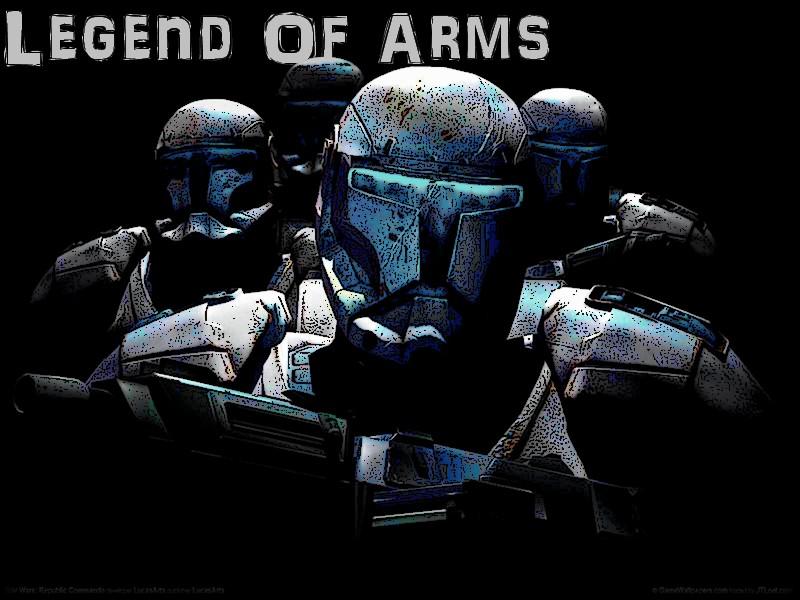 Legend of Arms Index du Forum