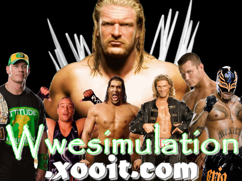wwe simulation Index du Forum