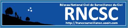 Réseau National Civil de Surveillance du Ciel Index du Forum