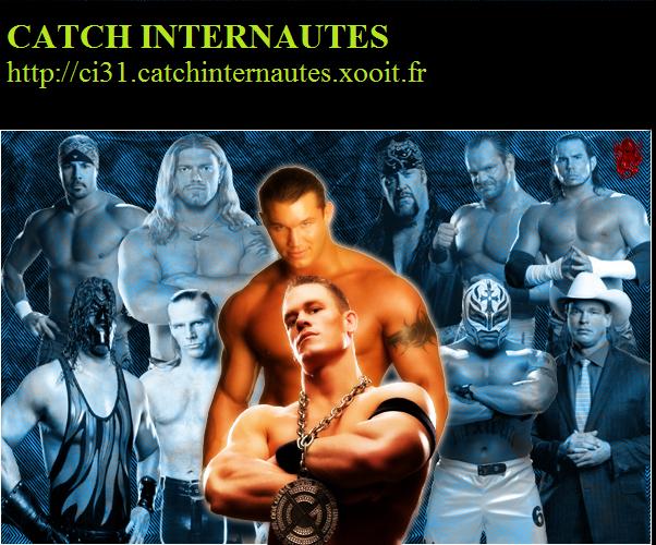 Catch Internautes Index du Forum