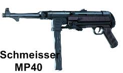 Schmeisser MP40