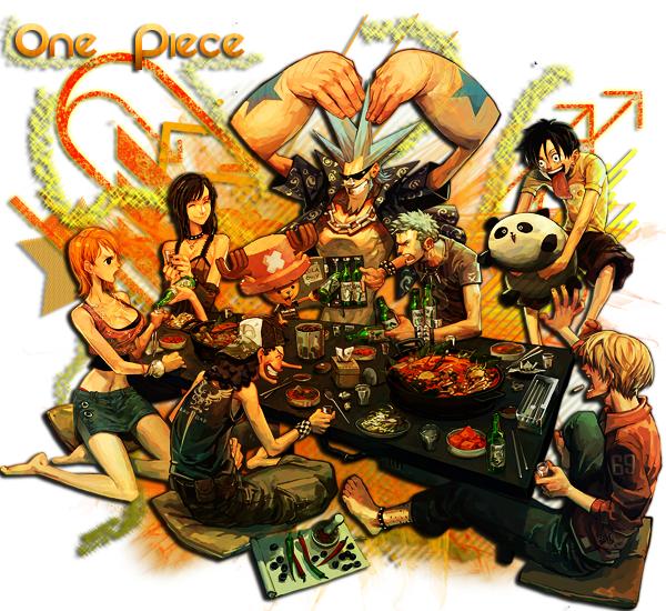One Piece - Ultima Index du Forum