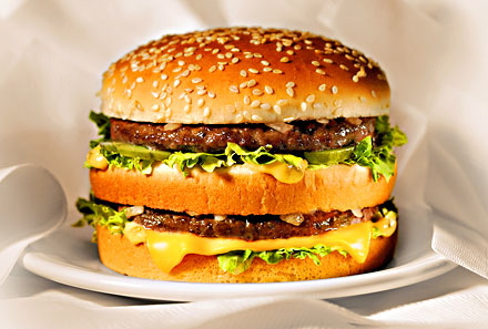 Big Mac Index du Forum
